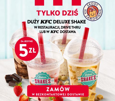 KFC szejk za 5zł