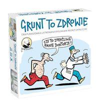 Grunt to zdrowie - gra planszowa/karciana (z rabatem 10 zł za newsletter)
