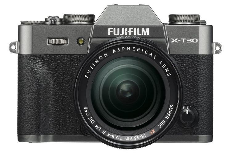 Fujifilm X-T30 + obiektyw Fujinon XF 18-55 mm (grafitowy, inne kolory +30 zł) + gratisy