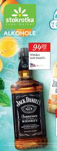 Jack Daniel's No.7 / 40% / 1l - Stokrotka Supermarket (do 17.06)
