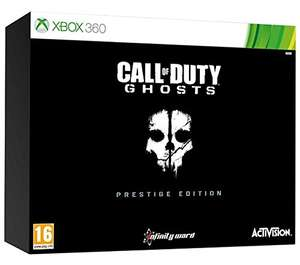 Call of Duty: Ghosts Exclusive Prestige Edition @Amazon.co.uk