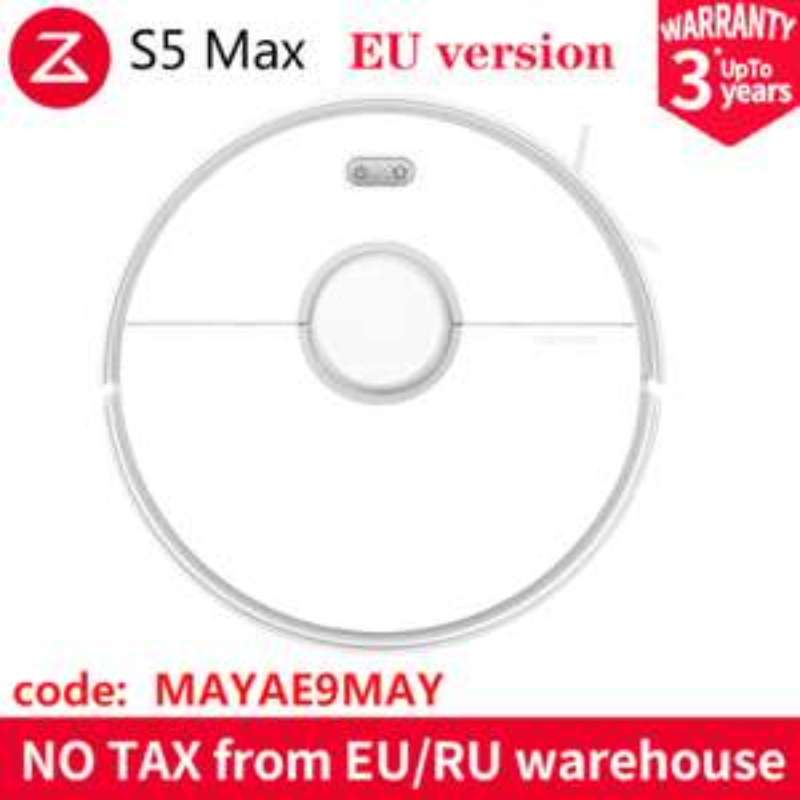 Roborock s5 MAX GLOBAL VERSION