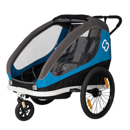 Przyczepka rowerowa Hamax Traveller Twin za 1034,10zł @ Pink or Blue