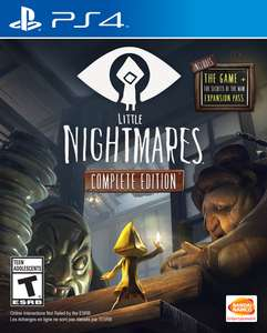 Little Nightmares Complet Edition (Indonezyjskie PS Store)