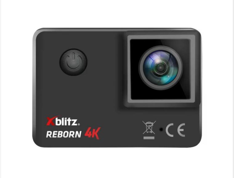 """Kamera sportowa Xblitz Reborn 4k oraz inne produkty w promocji z kodem """"dziecko"""""""