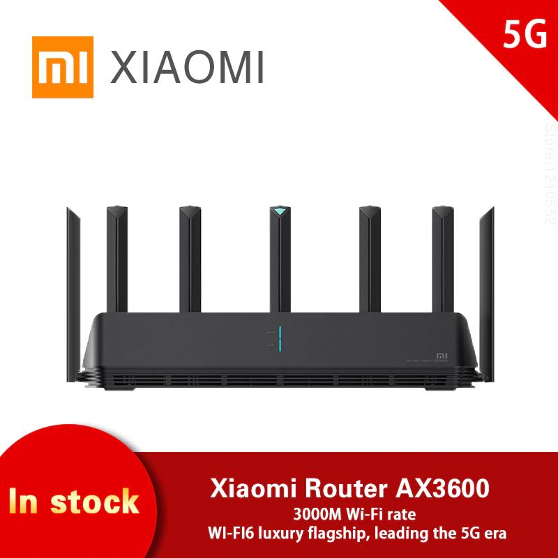 router Xiaomi AX3600 (możliwe $88.33)