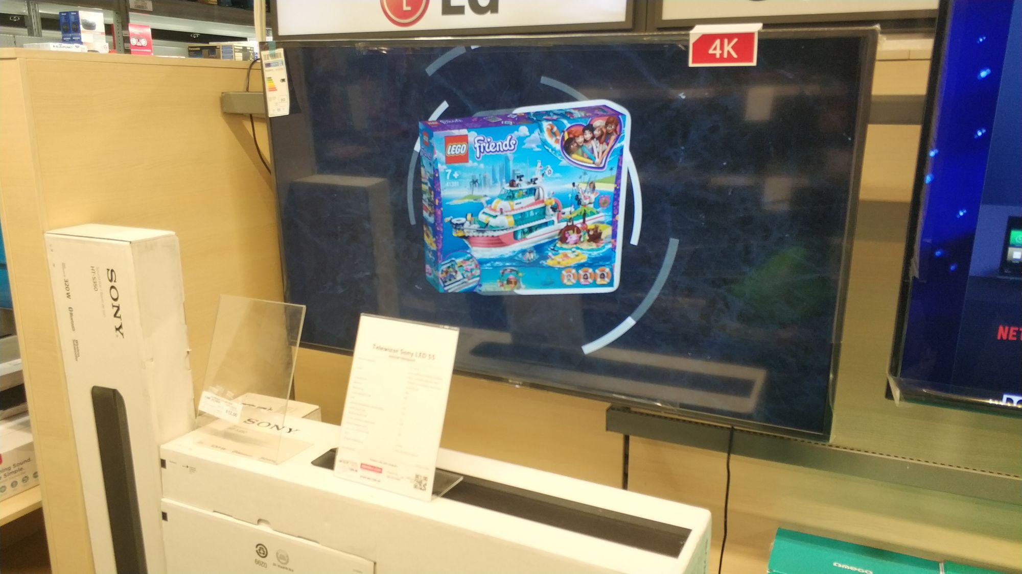 Tv Sony KD55XF7005