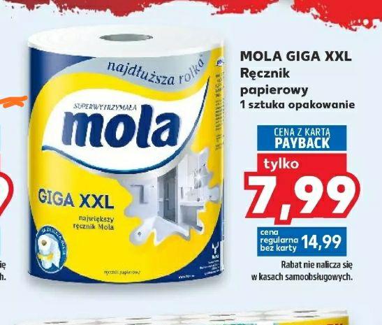 Mola Giga XXL Ręcznik Papierowy Kaufland
