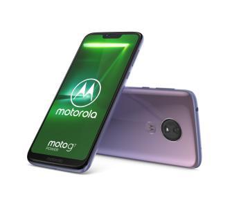 Motorola G7 Power 4/64 bateria 5000 mAh (zarówno czarny, jak i fioletowy!) Smartfon z RTV Euro Agd / OleOle