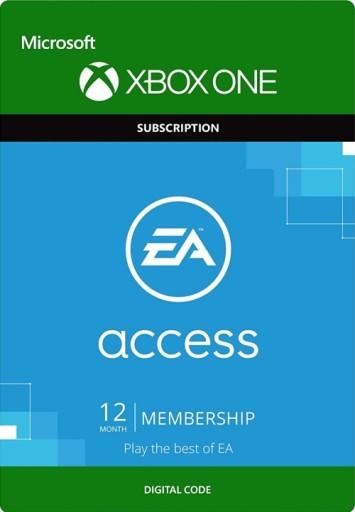 EA Access 12 MC - XBOX - VPN