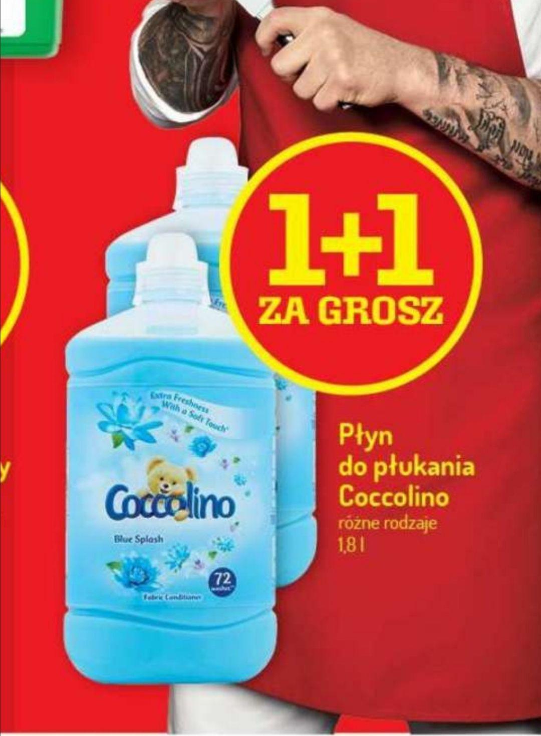 MILA. Cocolino 1+1 GRATIS. 1.8 l.