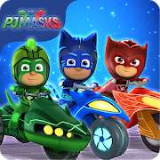 PJ Masks: Racing Heroes....czyli Pidżamersi gra na Androida i iOS
