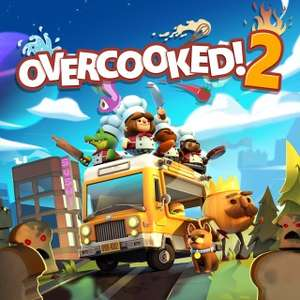 Overcooked 2 PS4 Playstation Store