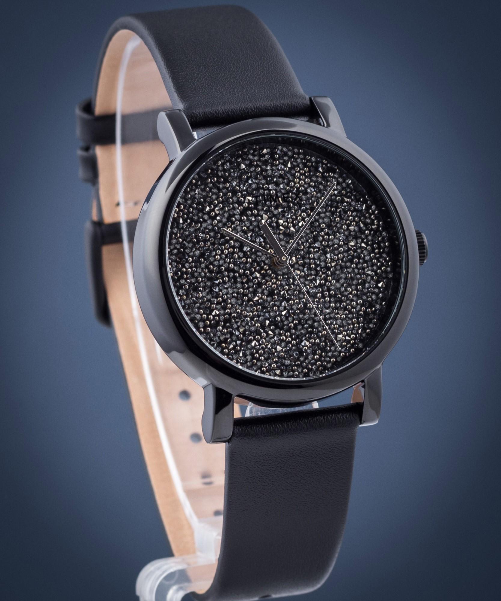 Damski zegarek Timex Crystal Opulence TW2R95100 @Zegarownia