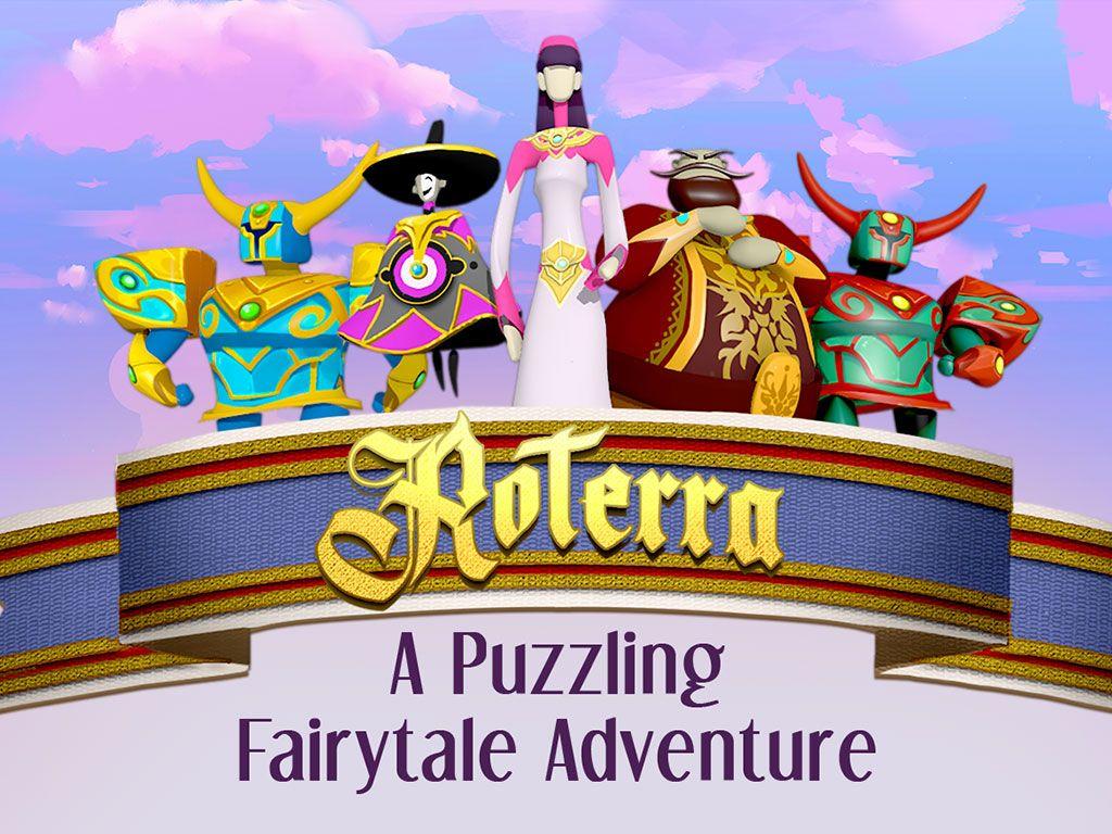 [iOS] Roterra - Flip the Fairytale za darmo w App Store
