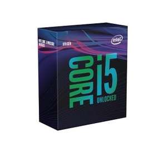 Intel® Core™ i5-9600K BOX (BX80684I59600K) + STAR WARS Jedi: Fallen Order gratis
