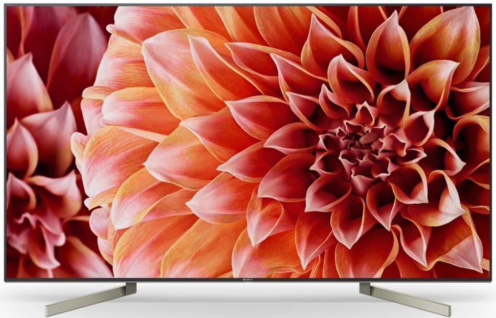 TV Sony KD-55XF9005 + słuchawki Sony CH-700NH