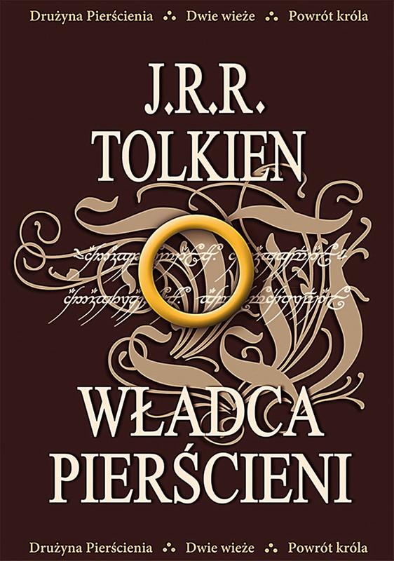Ebook Władca Pierścieni. Tom 1-3