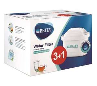 Brita Pure Performance 4 szt - filtry do dzanków Brita. Darmowa dostawa do sklepu.