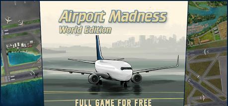 Airport Madness: World Edition, indiegala za free!