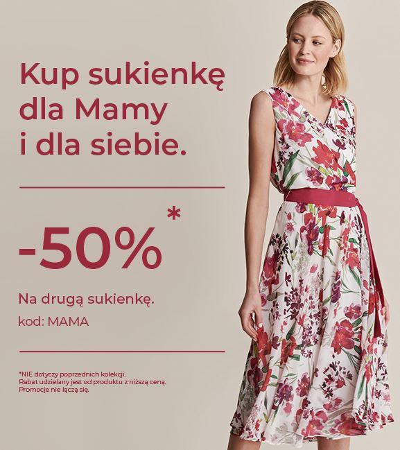 TATUUM -50% na drugą sukienkę