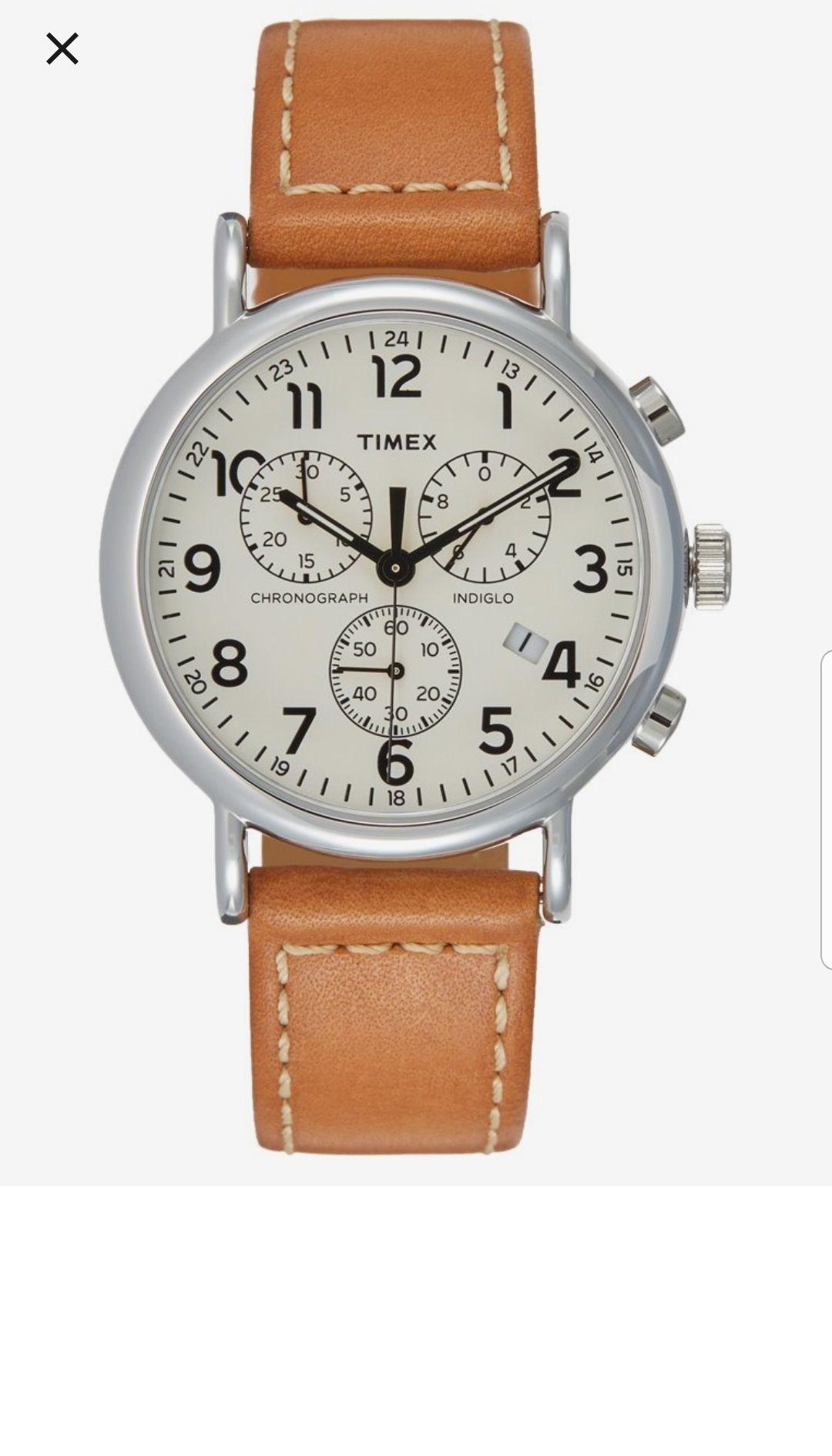 Zegarek męski Timex Weekender TW2R42700
