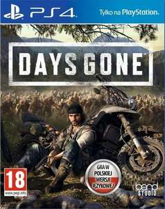 Days Gone za 79,90 zł PS4 Allegro