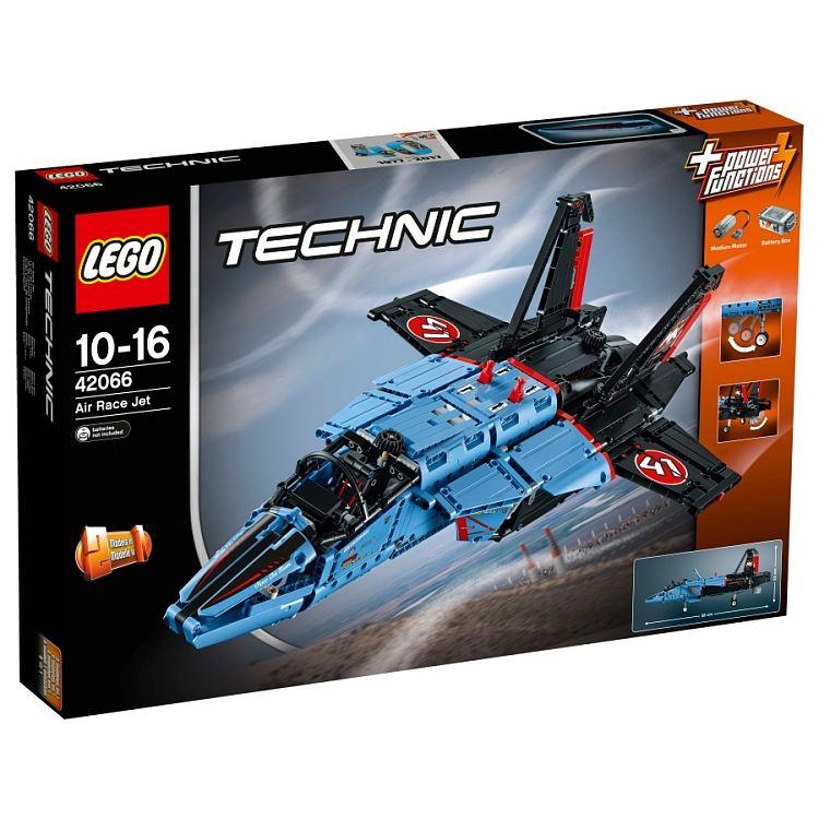 LEGO TECHNIC Odrzutowiec 42066. Wyprzedaż w sklepie z zabawkami