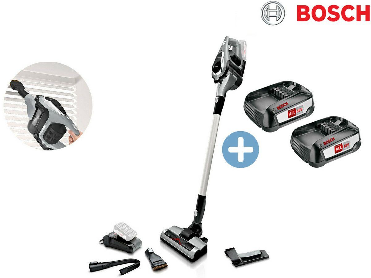 Odkurzacz Bosch Unlimited BCS1ULTD 2x bateria