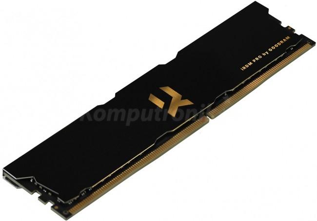 GOODRAM IRDM Pro 32GB [2x16GB 3600MHz DDR4 CL17 1.35V DIMM]