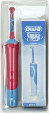 BRAUN ORAL- B elektryczna szczoteczka do zębów dla dzieci Kraina Lodu
