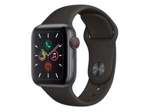 Apple Watch 5 40 mm GPS + LTE SPACE GRAY