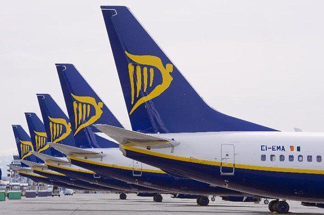 Bilety lotnicze na trasach Warszawa (Okęcie!) -Wrocław/Wrocław-Warszawa po 9zł (październik-grudzień) @ Ryanair