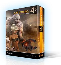 DAZ Studio 4.6 Pro za DARMO @ sharewareonsale.com