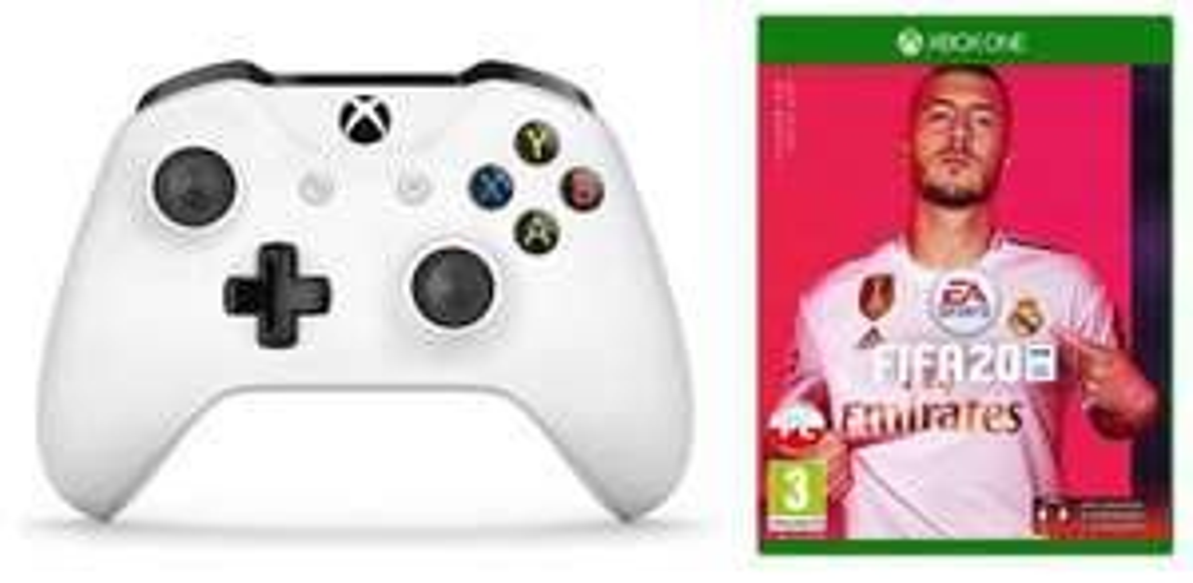 Pad Xbox One + FIFA 20 Xbox za 269 zł