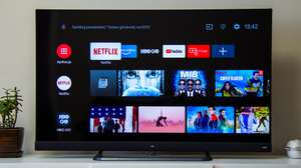 TCL 55EC780 - telewizor 55 cali, 4K UHD, optymalizacja ruchu, HDR