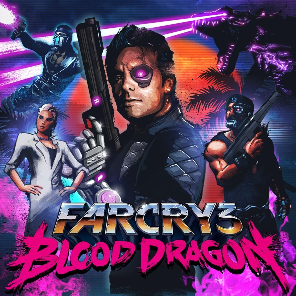 FAR CRY Blood Dragon (PC) Uplay