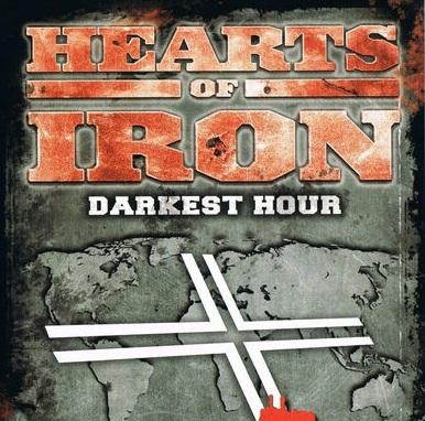 Hearts of Iron: Darkest Hour (PC) Steam od 3,44