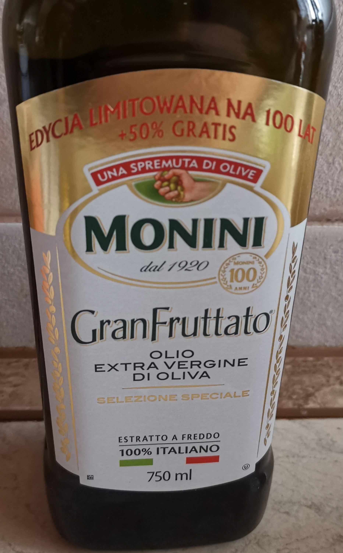 Oliwa z oliwek Monini GranFruttato 750ml