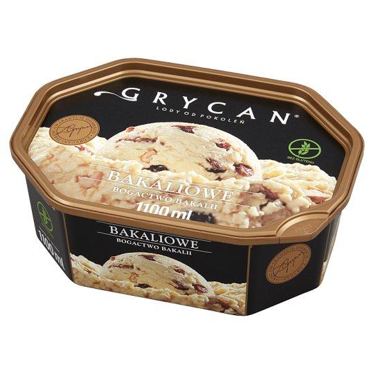 Lody Grycan 0,9-1,1L, różne smaki, w Carrefour od 25.maja (także propozycje zamrażarek)