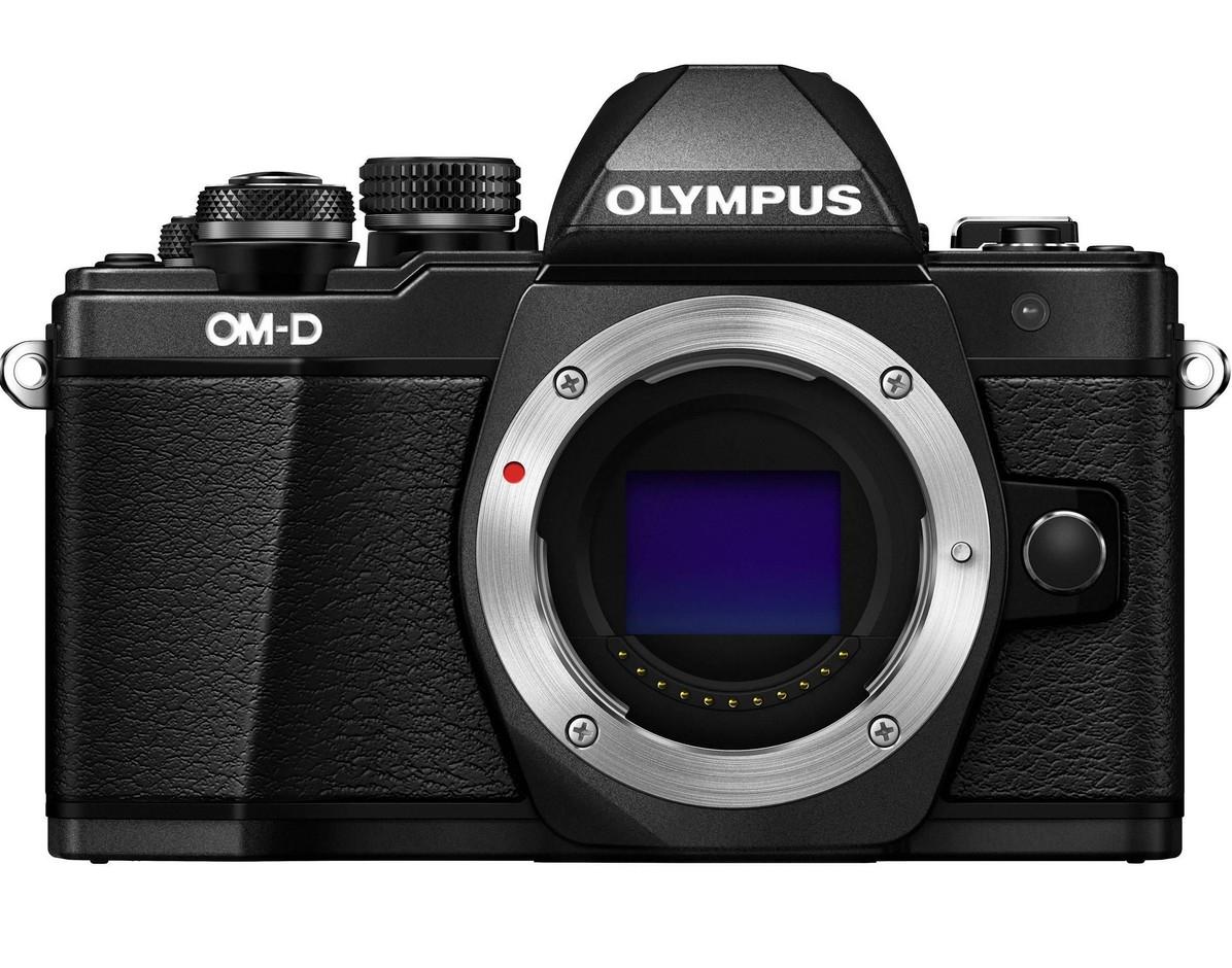 Aparat Olympus OM-D E-M10 MARK II