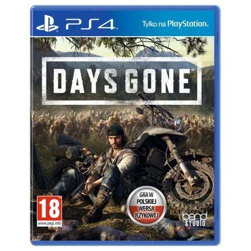 Days Gone za 85 zł w Media Expert/Media Markt/Allegro PS4
