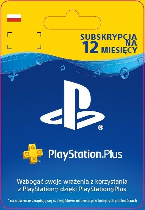 PlayStation Plus 365 dni możliwe 155 zł.