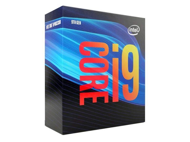 Intel Core i9-9900, 3.1GHz, 16 MB, BOX