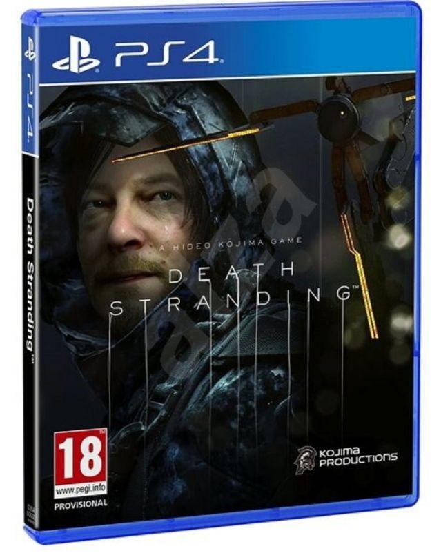Death Stranding PS4 | Media Expert | Media Markt