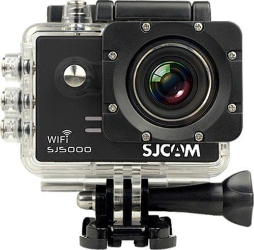 SJCAM kamera sportowa SJ5000 WiFi, czarny