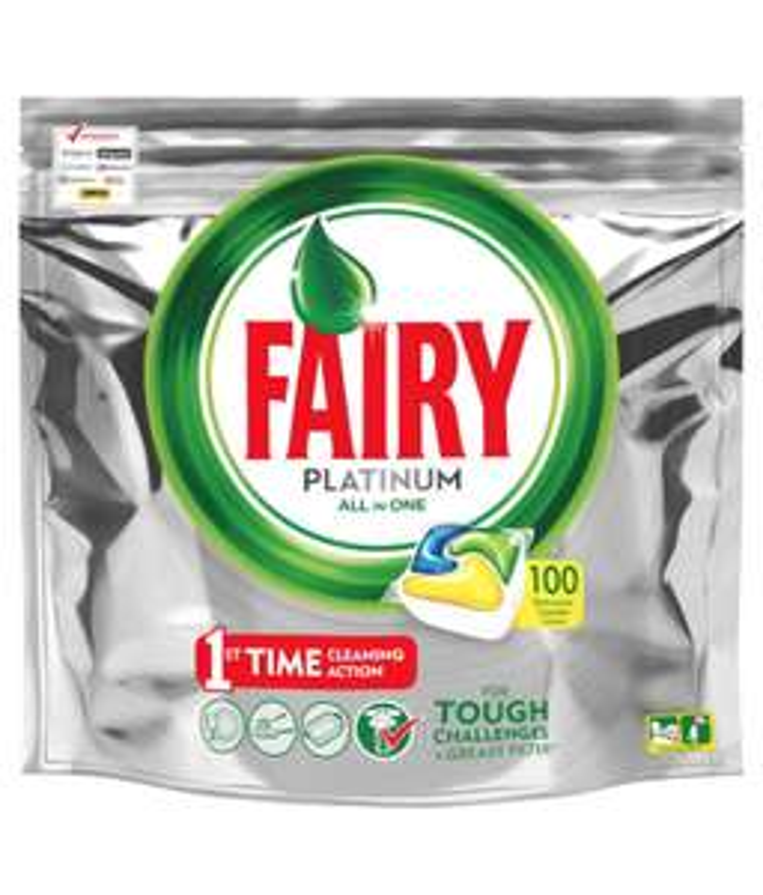 Fairy Platinum all im one 100 sztuk darmowa dostawa z allegro Smart