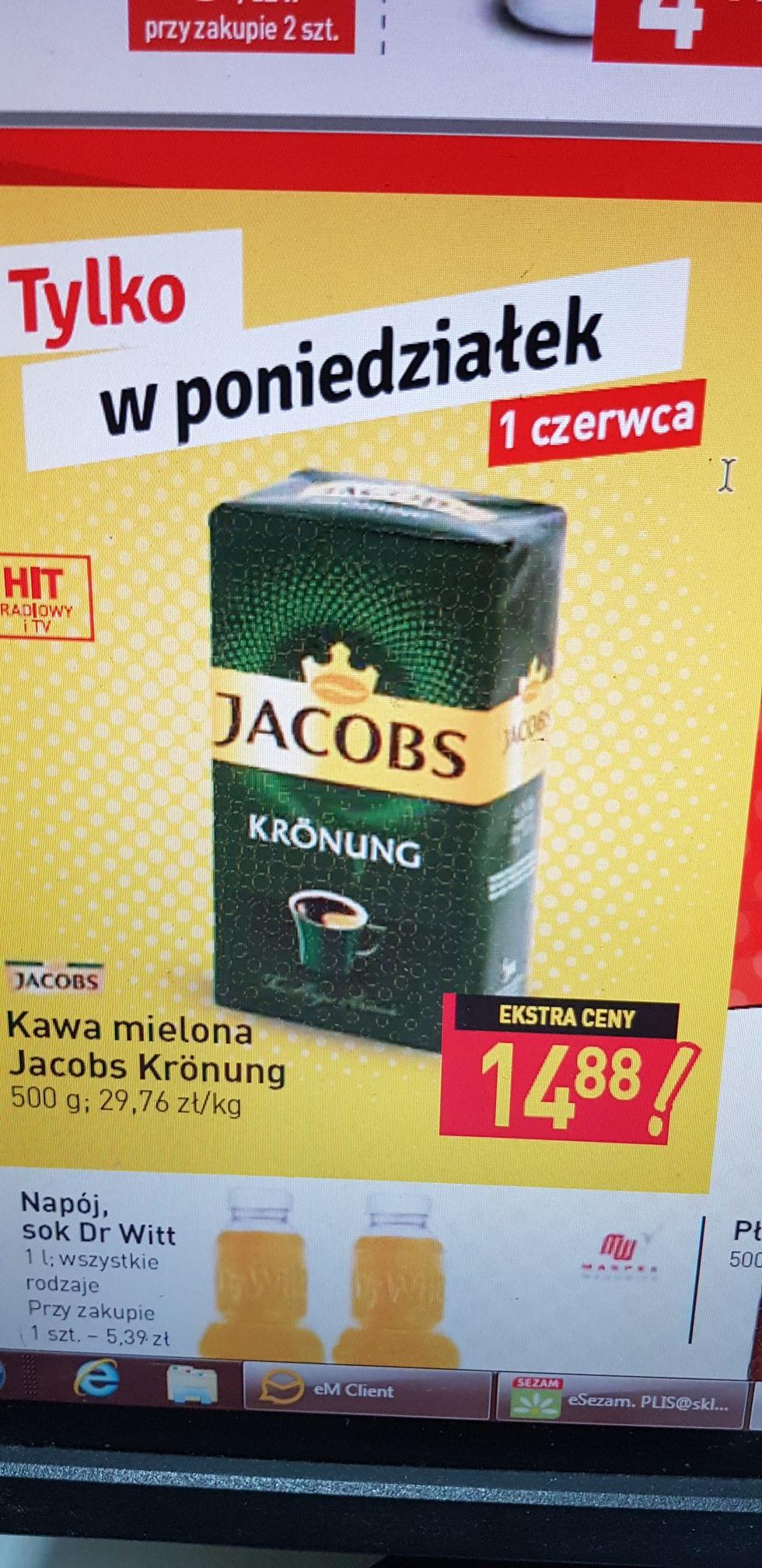 STOKROTKA Jacobs Krönung