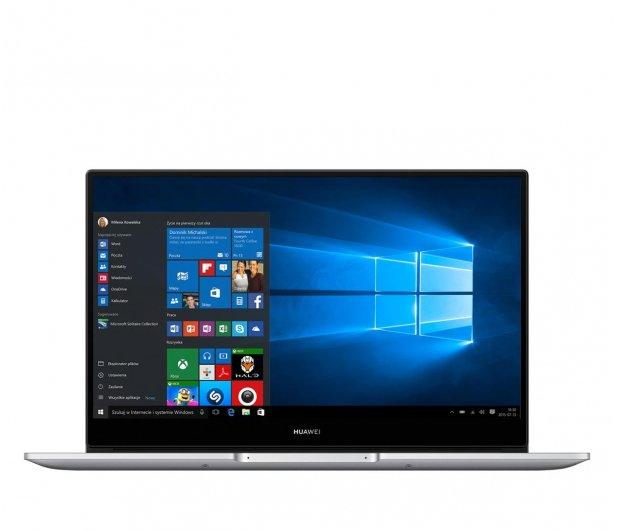 Laptop Huawei MateBook D 14 R5-3500/8GB/256/Win10 + Band 4 Pro gratis @x-kom