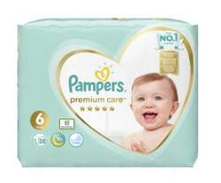 Pampers Premium Care 6 - 1,05zł/szt